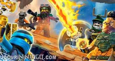 Ninjago Skybound